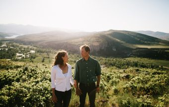 Kitty & Allen Engagements | Utah Wedding Photographer