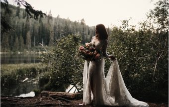 Kylee Bridals | Big Cottonwood Canyon